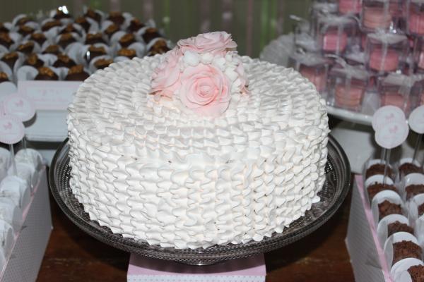 101 Decoração: rosa e branco