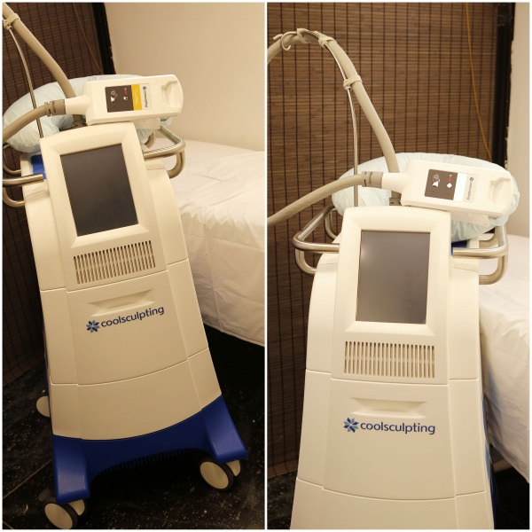 COOLSCULPTING Coolsculpting na INTI
