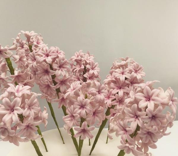 39 Flores de açúcar