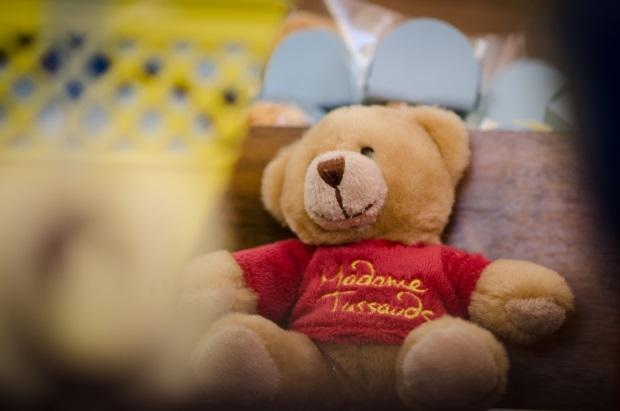 foto 12 Decoração: urso e balões
