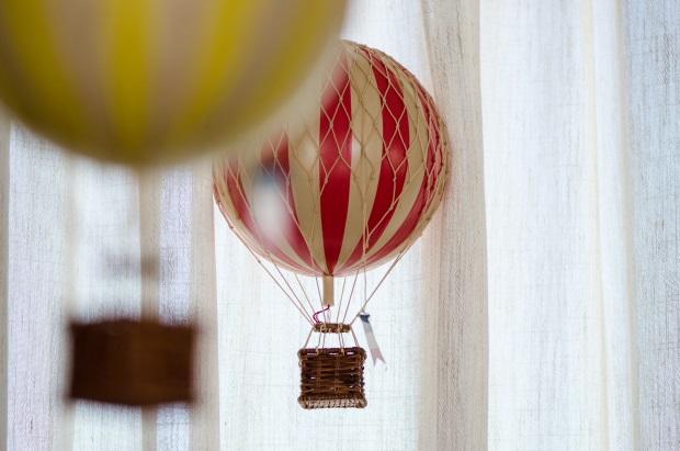 foto 251 Decoração: urso e balões