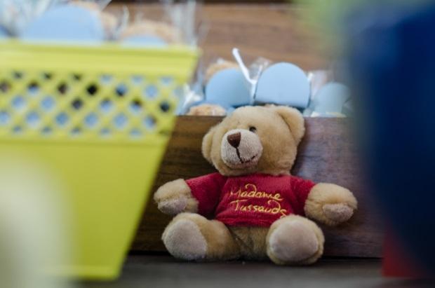 foto 68 Decoração: urso e balões