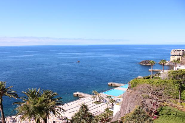 cliff bay hotel 3 copy Lua de Mel: Ilha da Madeira
