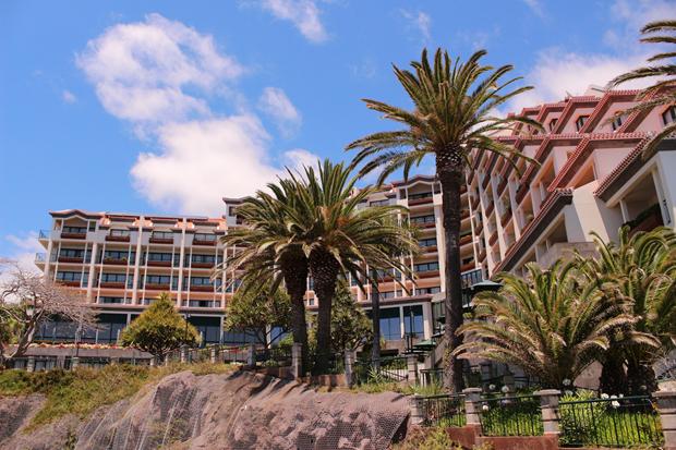 cliff bay hotel copy Lua de Mel: Ilha da Madeira