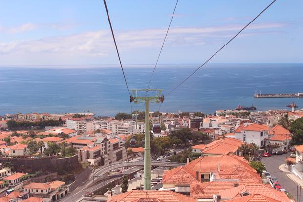 teleferico da madeira 2 copy Lua de Mel: Ilha da Madeira