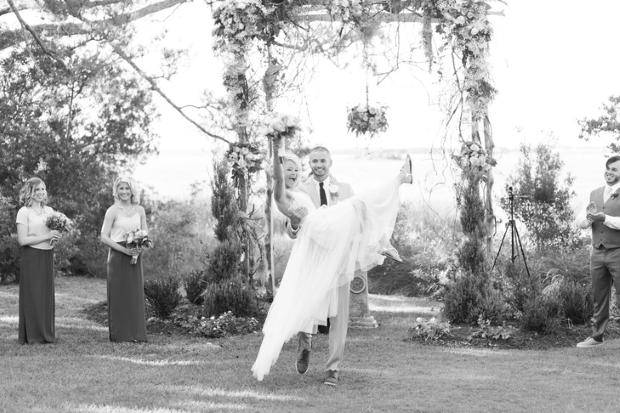 final de semana1 Enfim casados
