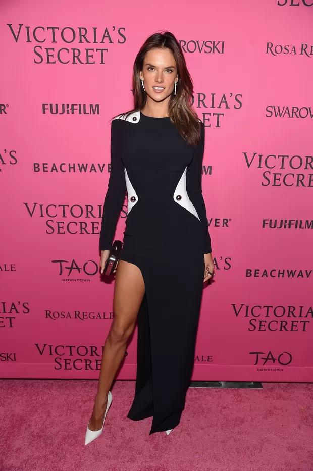 vestido victoria secret 2 Victorias Secret Fashion Show {a festa}