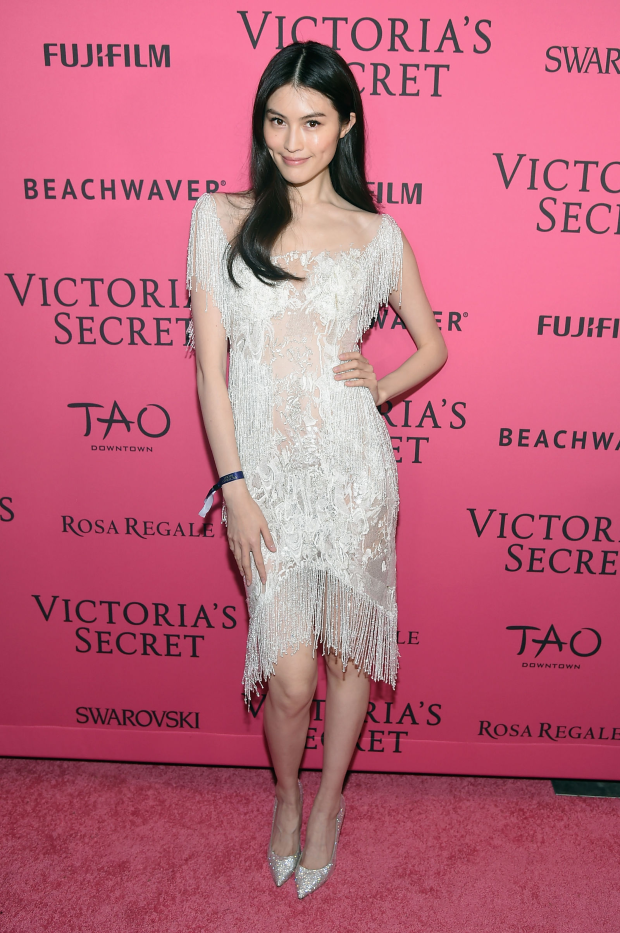 vestido victoria secret 3 Victorias Secret Fashion Show {a festa}