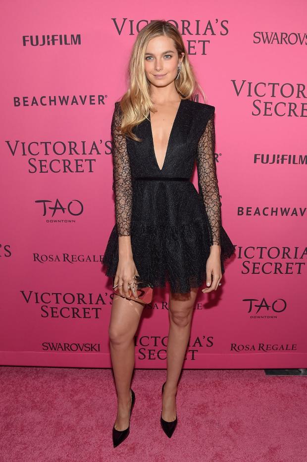 vestido victoria secret 4 Victorias Secret Fashion Show {a festa}