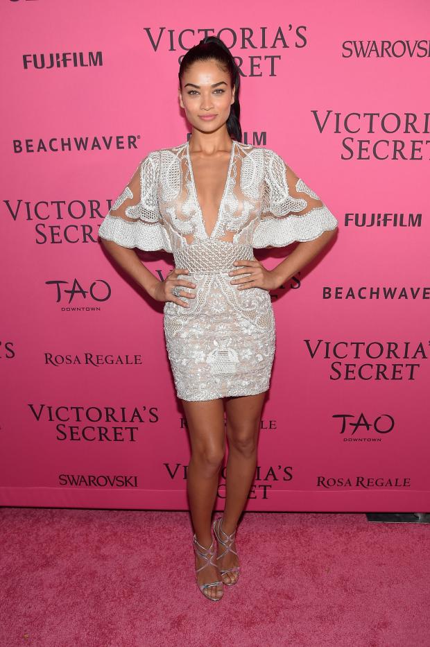 vestido victoria secret 6 Victorias Secret Fashion Show {a festa}