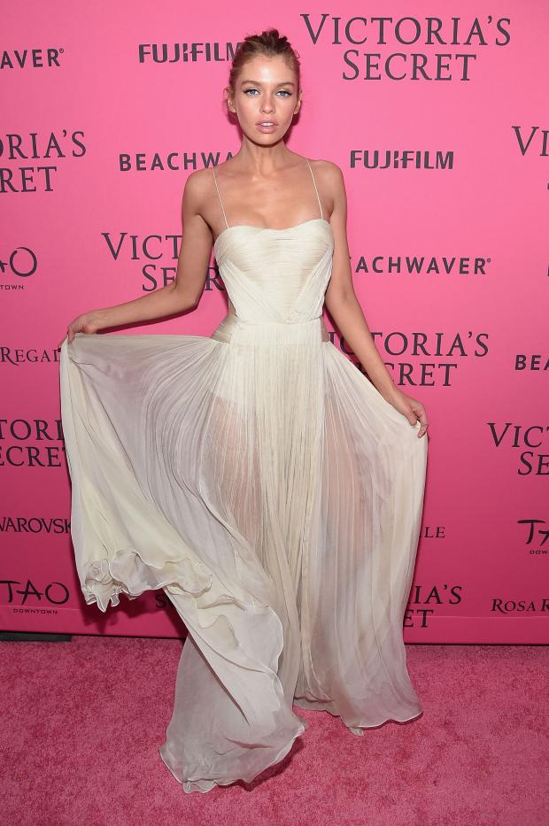 vestido victoria secret 9 Victorias Secret Fashion Show {a festa}