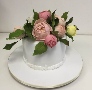 mini bolo e rosas 300x292 mini bolo e rosas