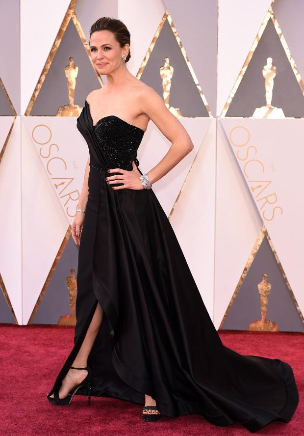 jennifer garner Oscar 2016 {vestidos}
