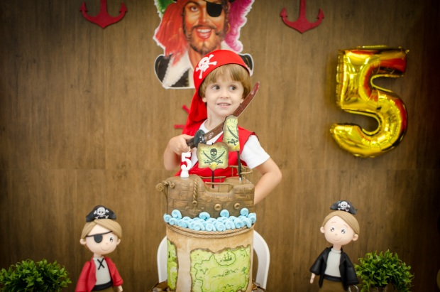 dudu 10 Decoração: piratas