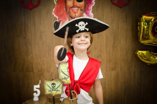 dudu 11 Decoração: piratas
