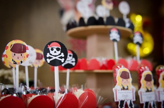 dudu 20 Decoração: piratas