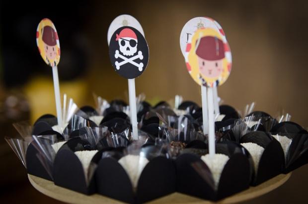 dudu 23 Decoração: piratas