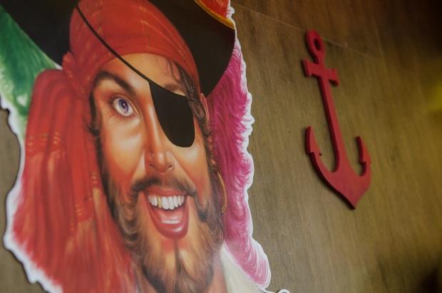 dudu 39 Decoração: piratas