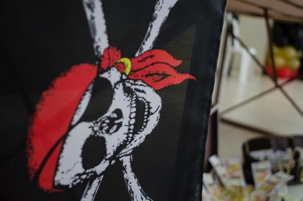 dudu 47 Decoração: piratas