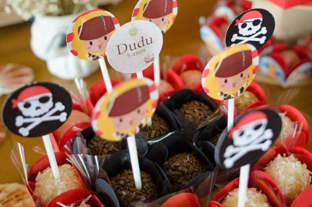 dudu 6 Decoração: piratas