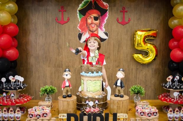 dudu 9 Decoração: piratas