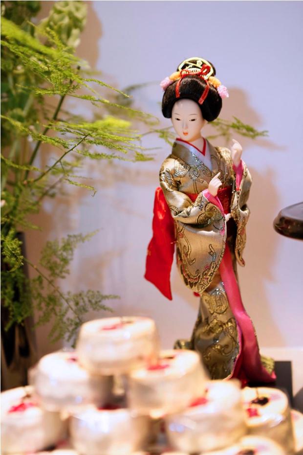 festa japonesa 1 1 Decoração: festa oriental