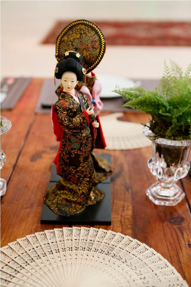 festa japonesa 15 Decoração: festa oriental