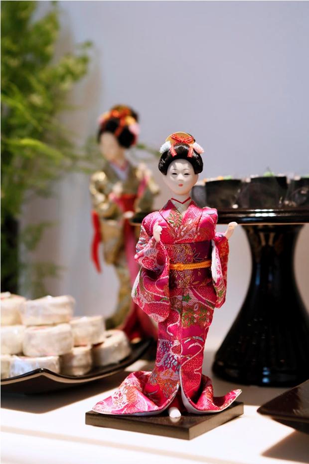 festa japonesa 22 Decoração: festa oriental