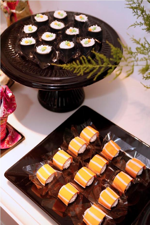 festa japonesa 27 Decoração: festa oriental