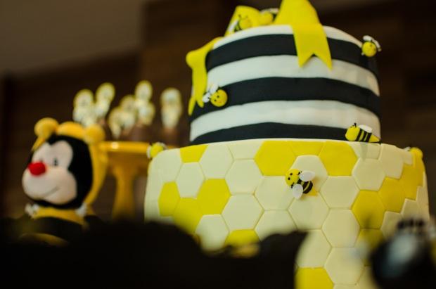 cha abelhinhas 0 Decoração: abelhinhas