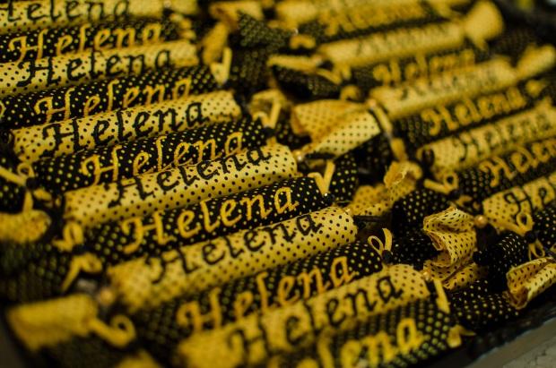 cha abelhinhas 00 Decoração: abelhinhas