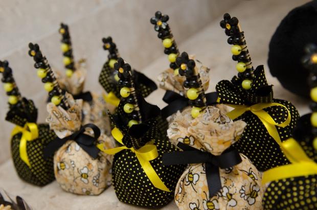 cha abelhinhas 18 Decoração: abelhinhas