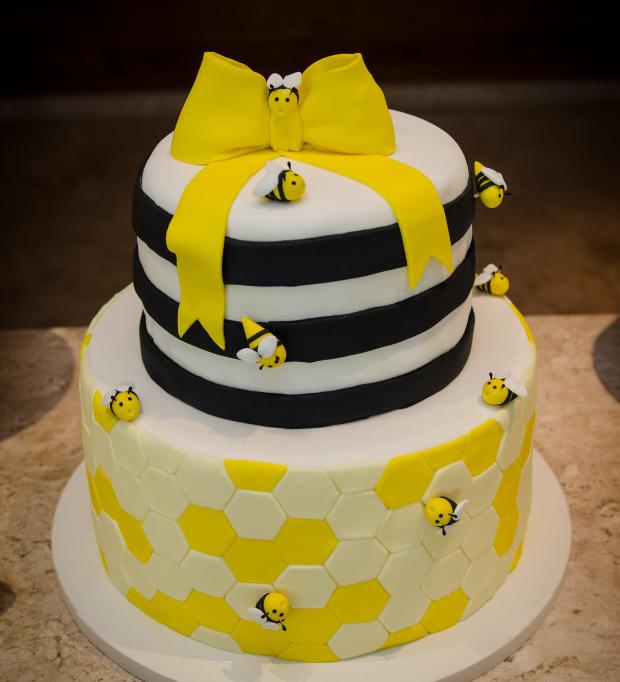 cha abelhinhas 4 Decoração: abelhinhas