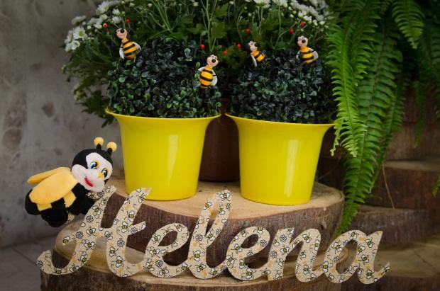 cha abelhinhas 7 Decoração: abelhinhas