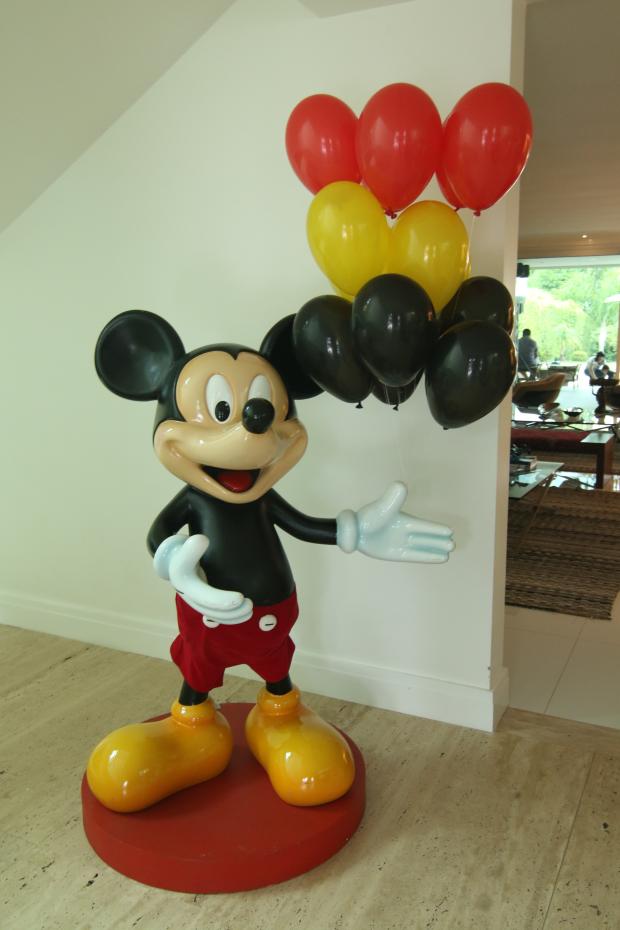 festa mickey 13 Decoração: Mickey Mouse
