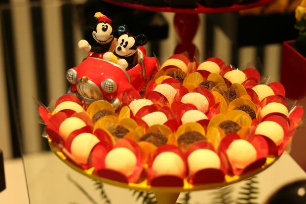 festa mickey 15 Decoração: Mickey Mouse