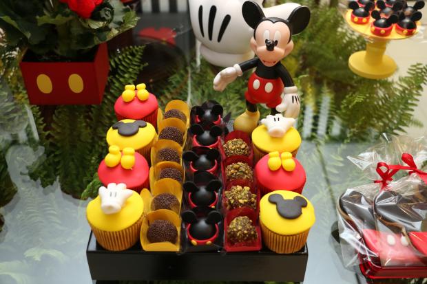 festa mickey 4 Decoração: Mickey Mouse