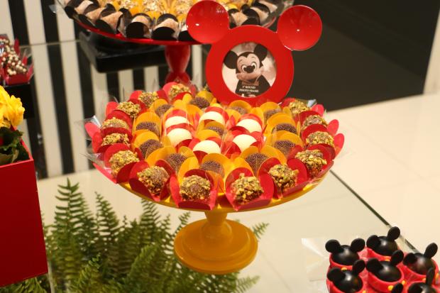festa mickey 6 Decoração: Mickey Mouse