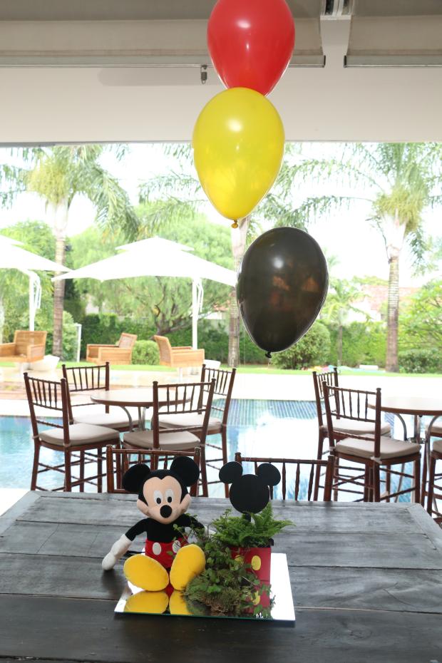 festa mickey 8 Decoração: Mickey Mouse