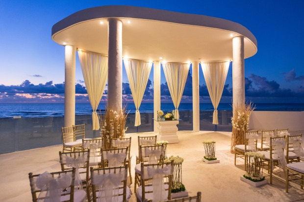 le blanc casamento 3 Palace Resorts + Relp Turismo