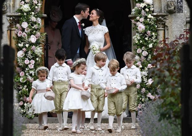 casamento pippa middleton 3 Pippa Middleton e James Matthews {crianças}