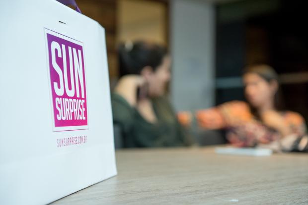 cha de lingerie sun surprise 24 Lingeries para o Chá Delivery {Sun Surprise}