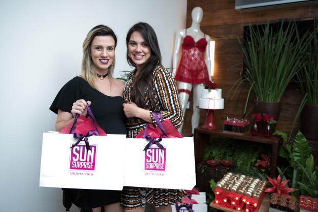 cha de lingerie sun surprise Lingeries para o Chá Delivery {Sun Surprise}
