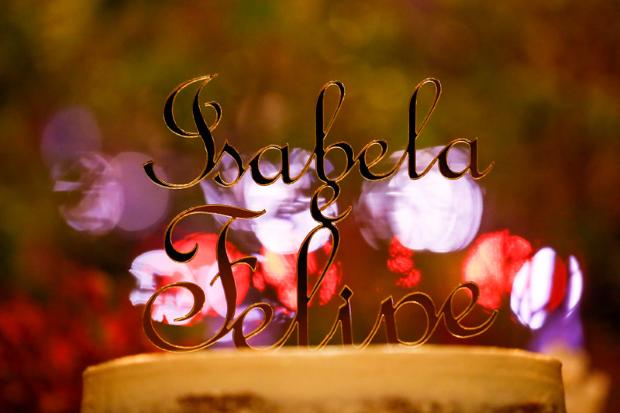 isabela e felipe 58 Isabela e Felipe {Cerimônia e Recepção}