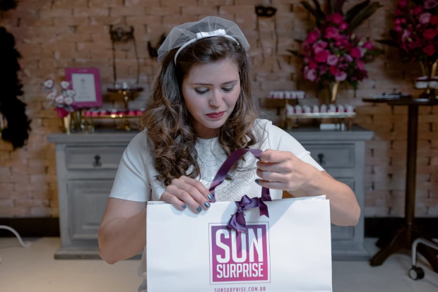cha de lingerie delivery 10 Chá de Lingerie da Poliana {com Sun Surprise}