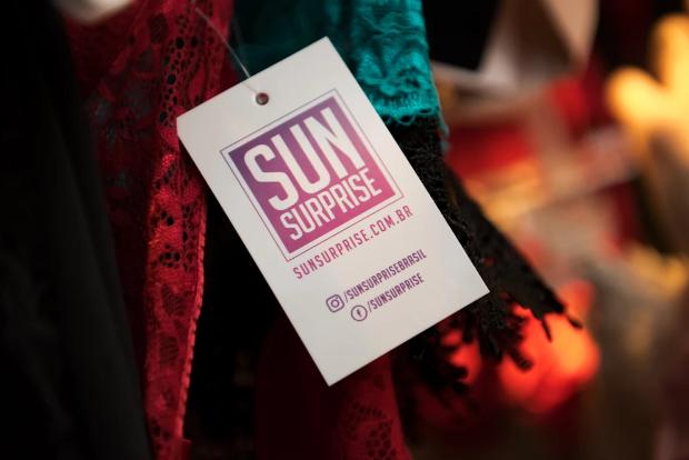 cha de lingerie delivery 4 1 Chá de Lingerie com a Sun Surprise