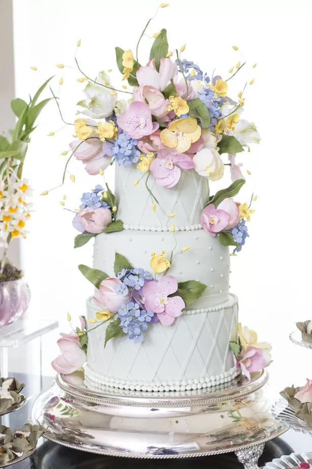 bolo e flores 1 Bolo + Flores