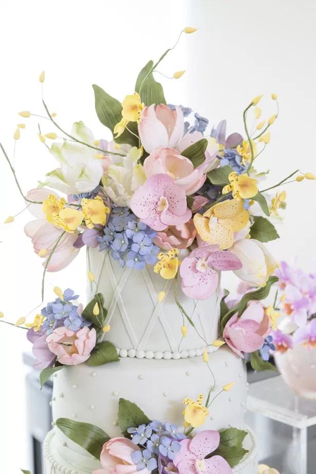 bolo e flores 3 Bolo + Flores