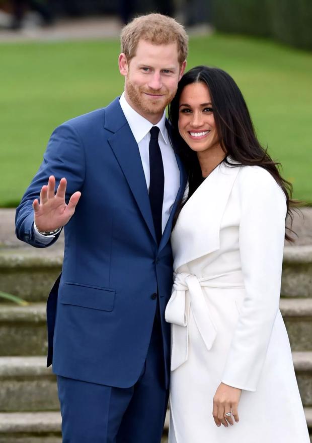 principe harry e meghan markle 4 Príncipe Harry e Meghan Markle {Noivado}