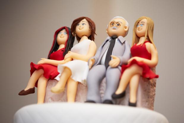 bodas 45 anos 2 Bodas de rubi {45 anos de casados}